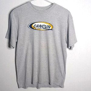 Cancun Mexico  graphic tee size XL
